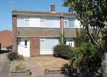 Thumbnail 3 bed end terrace house to rent in Norfolk Gardens, Littlehampton