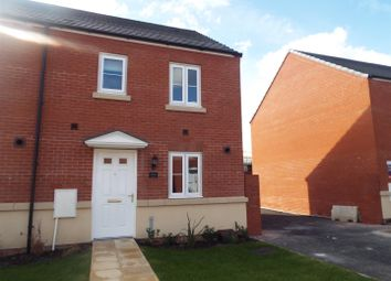 Thumbnail 3 bed semi-detached house for sale in Stryd Bennett, Parc Y Strade, Llanelli