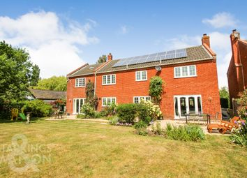 Thumbnail 5 bed detached house for sale in Tooks Common Lane, Ilketshall St. Andrew, Beccles