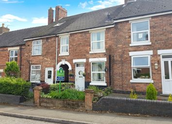Thumbnail 2 bed terraced house for sale in Woodville Road, Overseal, Swadlincote