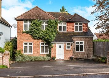 Thumbnail 4 bed detached house for sale in Farnham, Surrey, United Kingdom