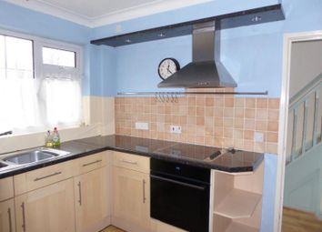 Thumbnail 3 bed semi-detached house to rent in Yeoveny Close, Staines, Middlesex