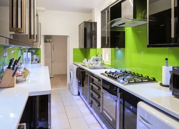 Thumbnail 4 bed terraced house for sale in Thurlby Road, Leicester
