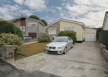 Thumbnail 2 bed bungalow for sale in Meadow Rise, Plympton