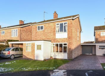 Thumbnail 3 bed link-detached house for sale in Myrtle Close, Long Hanborough