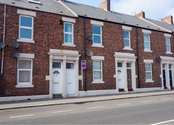 Thumbnail 3 bed maisonette for sale in Howdon Road, North Shields