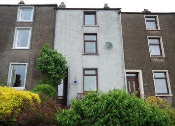 Thumbnail 4 bed terraced house for sale in Sunderland Terrace, Ulverston, Cumbria