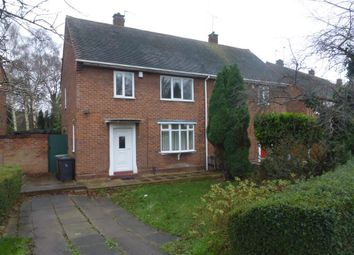 Thumbnail 3 bed property to rent in Renton Road, Wolverhampton