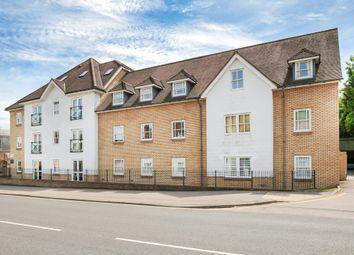 Thumbnail 2 bed flat for sale in Baldock Street, Royston, Hertfordshire