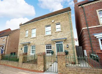 Thumbnail 2 bed semi-detached house for sale in Brentfore Street, East Wichel, Swindon