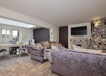 Thumbnail 2 bedroom semi-detached house for sale in Sherbourne Close, West Kingsdown, Sevenoaks, Kent