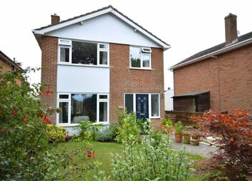 Thumbnail 3 bed detached house for sale in Vicarage Lane, Hordle, Lymington