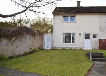 Thumbnail 2 bedroom end terrace house for sale in Gordon Drive, East Kilbride