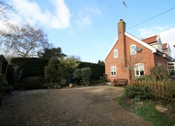 Thumbnail 2 bed detached house for sale in The Street, Hacheston, Woodbridge