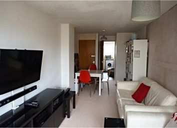 Thumbnail 2 bed flat for sale in Rochfords Gardens, Slough