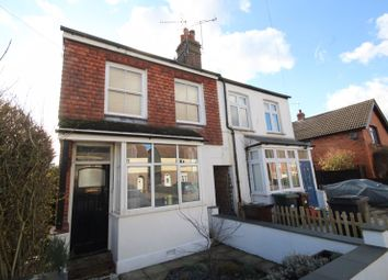 Thumbnail 3 bed semi-detached house for sale in Hilden Park Road, Hildenborough, Tonbridge