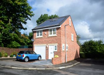 Thumbnail 4 bed detached house for sale in Ashdown Grove, Lanchester, Co Durham