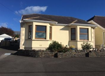 Thumbnail 2 bed bungalow to rent in Heol Treventy, Llanelli