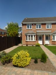 Thumbnail 3 bed semi-detached house to rent in Tristam Close, Leicester