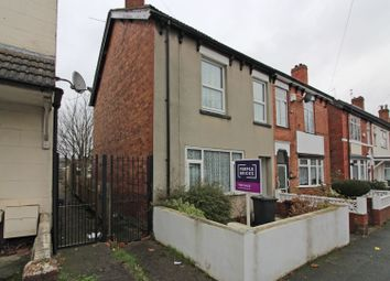 Thumbnail 3 bed terraced house for sale in Allen Road, Wolverhampton