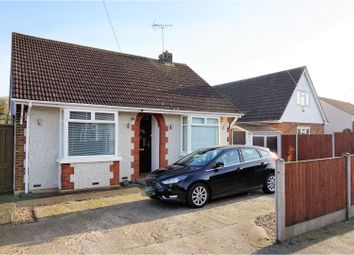 Thumbnail 3 bed detached bungalow for sale in Queenborough Road, Sheerness