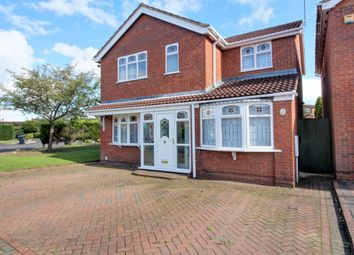 Thumbnail 4 bed detached house for sale in Suffolk Drive, Brierley Hill