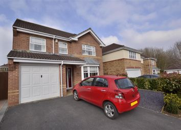 Thumbnail 4 bed detached house for sale in Under Knoll, Peasedown St. John, Bath