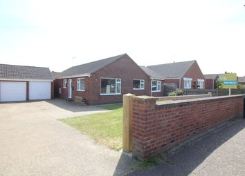 Thumbnail 3 bed detached bungalow for sale in Bulmer Lane, Winterton-On-Sea, Great Yarmouth