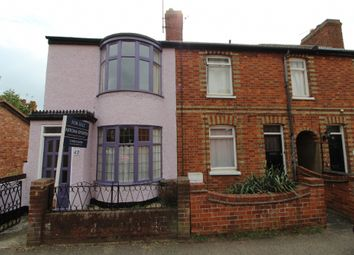 Thumbnail 3 bed end terrace house for sale in Spring Gardens, Newport Pagnell, Buckinghamshire