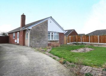 Thumbnail 3 bed bungalow for sale in De Houton Close, Todwick, Sheffield, South Yorkshire