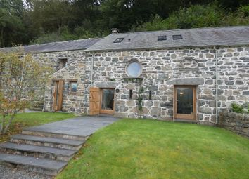 Thumbnail 2 bed terraced house for sale in Arthog