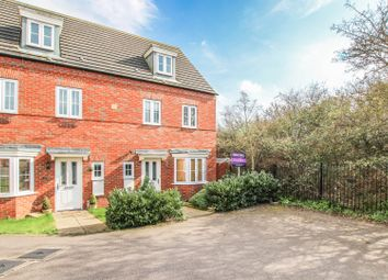 Thumbnail 4 bed semi-detached house for sale in Ashmead Road, Bedford