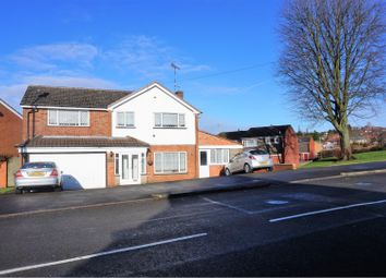 Thumbnail 5 bed detached house for sale in Broadway, Oldbury