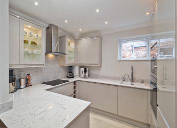 Thumbnail 2 bed flat for sale in Regency Court, Grove Lane, Hale, Altrincham