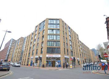 Thumbnail 2 bedroom flat to rent in St. John's Walk, Birmingham