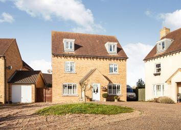 Thumbnail Detached house for sale in New Hall Lane, Great Cambourne, Cambridge