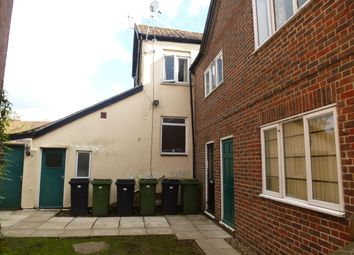 Thumbnail 1 bedroom flat to rent in Market Place, Hingham, Norwich