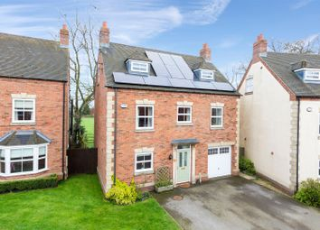 Thumbnail 5 bed detached house for sale in Rectory Close, Swinford, Lutterworth