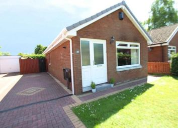Thumbnail 2 bed bungalow for sale in Lochview Gardens, Hogganfield, Glasgow