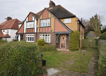 Thumbnail 3 bed semi-detached house for sale in Park Avenue, Orpington, Kent
