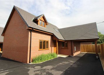 Thumbnail 3 bed detached bungalow for sale in 4, Rectory View, Berriew, Welshpool, Powys