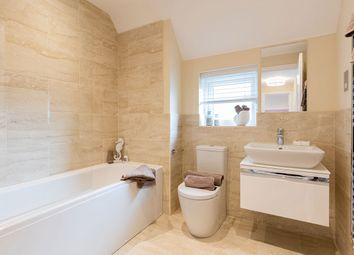 Thumbnail 4 bedroom detached house for sale in Hill Top, Redditch