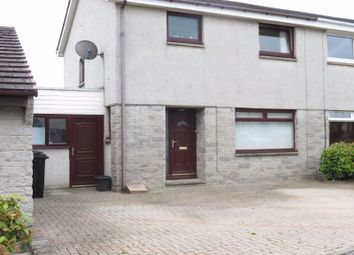 Thumbnail 3 bed flat to rent in Newburgh Crescent, Bridge Of Don, Aberdeen
