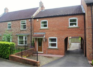 Thumbnail 3 bed link-detached house for sale in Lime Tree Avenue, York