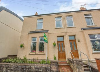 Thumbnail 3 bed end terrace house for sale in Coronation Terrace, Penarth