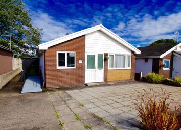 Thumbnail 2 bed detached bungalow for sale in Cherry Tree Road, Bradley, Wrexham