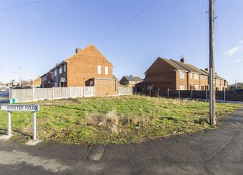 Thumbnail Land for sale in Middlecroft Road South, Staveley, Chesterfield