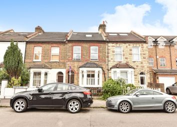 Thumbnail 2 bed flat for sale in Garfield Road, Wimbledon
