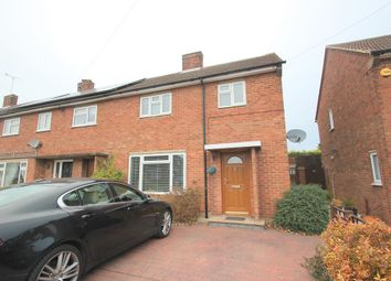 Thumbnail 3 bed end terrace house to rent in Berechurch Hall Road, Colchester
