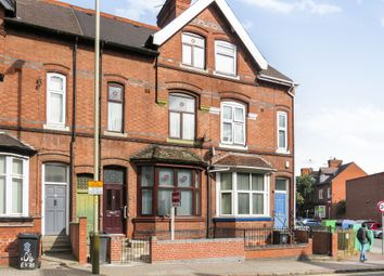 Thumbnail 5 bedroom terraced house for sale in Evington Road, Evington, Leicester